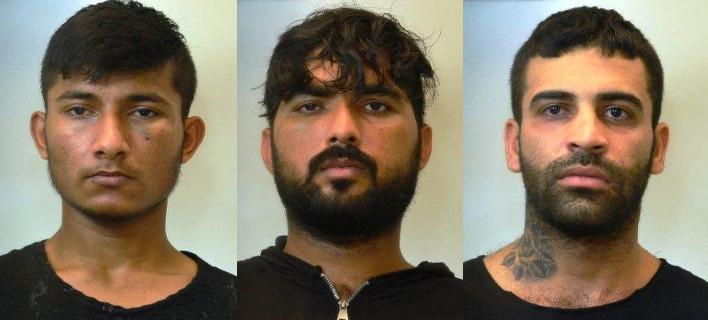 ΕΛ.ΑΣ.: Αυτοί είναι οι τρεις αλλοδαποί που σκότωσαν τον 25χρονο στου Φιλοπάππου [εικόνες]