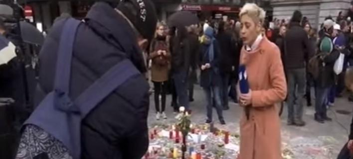 Ζητά συγνώμη η φωτογράφος που φωτογράφισε τους τραυματίες στις Βρυξέλλες [εικόνες]