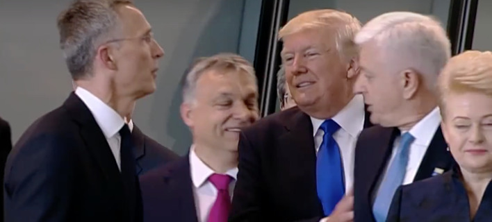 Ειδικοί εξηγούν: Τι δείχνει ο απαράδεκτος τρόπος με τον οποίο ο Τραμπ έσπρωξε τον πρωθυπουργό του Μαυροβουνίου [εικόνες & βίντεο]