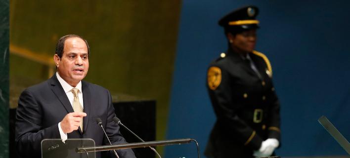 Αίγυπτος: Ο πρόεδρος Σίσι επανεκλέγεται με ποσοστό 92%