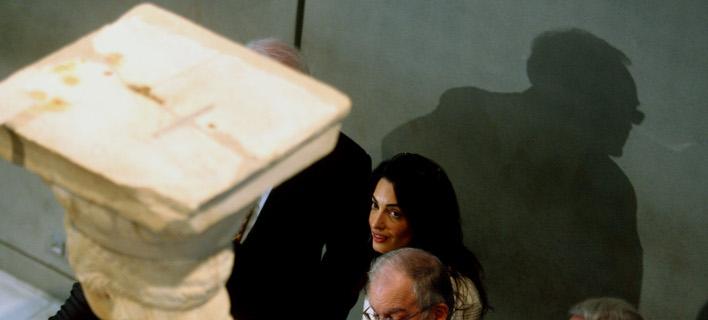 O Ξυδάκης αποκλείει κατηγορηματικά δικαστική διεκδίκηση των Γλυπτών του Παρθενώνα