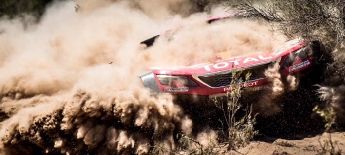Ράλι Ντακάρ: Θρίαμβος για την Peugeot για 3η συνεχή χρονιά [εικόνες]
