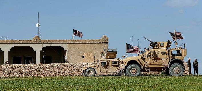 Αμερικανικά στρατεύματα στη Συρία / Φωτογραφία: AP Images