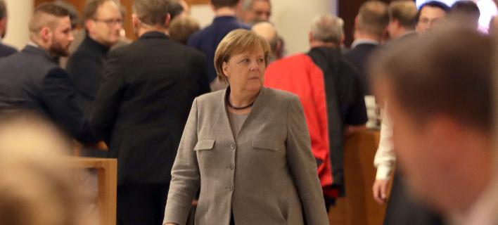 Γερμανία: Σύσκεψη-εξπρές στo CDU συγκαλεί η Μέρκελ