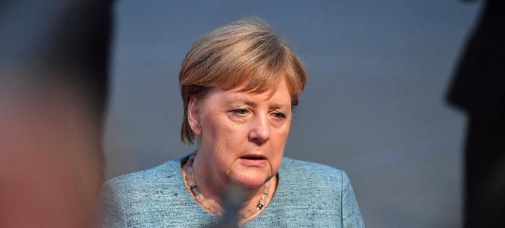 Το 56% επιθυμεί την αποχώρηση της Άνγκελα Μέρκελ από την καγκελαρία (Φωτογραφία: ΑΡ)