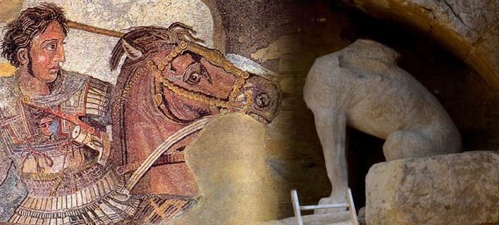 Αμφίπολη: Ηφαιστίωνας ή Αλέξανδρος;-Νέα κόντρα αρχαιολόγων