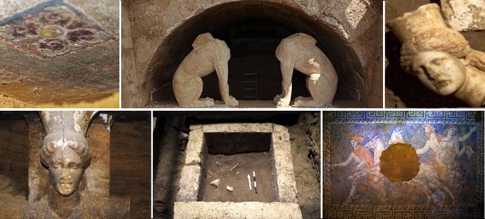 Σε γυναίκα περίπου 60 ετών φαίνεται πως ανήκει ο σκελετός της Αμφίπολης