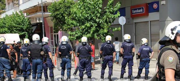 Άμφισσα αστυνομία / Φωτογραφία tvstar