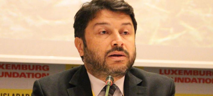 Προφυλακίστηκε ο πρόεδρος του τουρκικού τμήματος της Διεθνούς Αμνηστίας