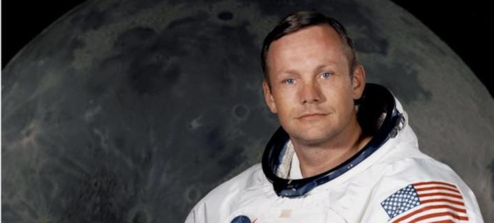 Νιλ Αρμστρονγκ (Φωτογραφία: EPA/NASA HANDOUT)