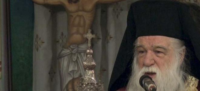 Εκτός ορίων ξανά ο Αμβρόσιος: Η Χρυσή Αυγή θα μπορούσε να είναι η «γλυκειά ελπίδ