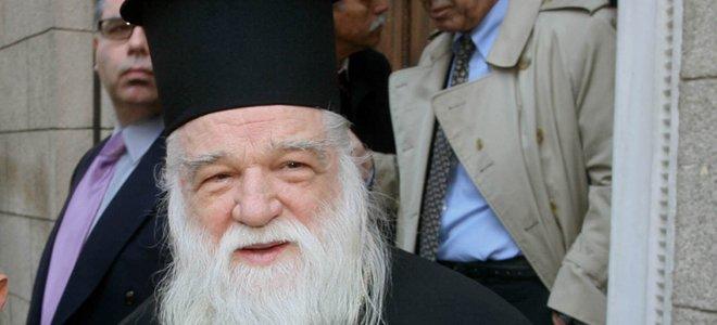 Ο Μητροπολίτης Αμβρόσιος κάλεσε τους πιστούς να ψηφίσουν υποψήφιο της ΝΔ
