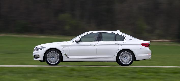 Ελαφρά αύξηση σημείωσαν οι πωλήσεις του BMW Group