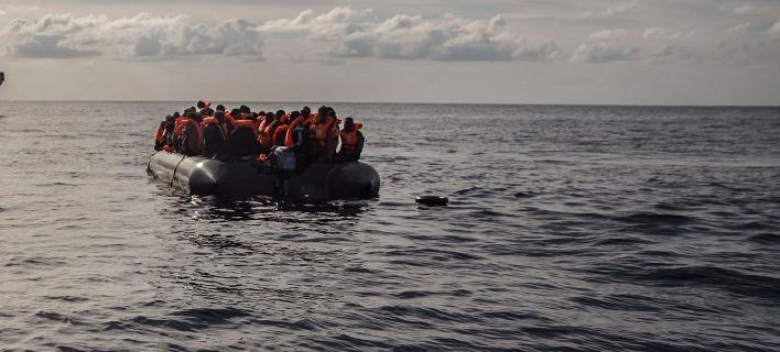 Anadolu: «To ελληνικό λιμενικό προσπάθησε να μας σκοτώσει» -Καταγγελία από Ιρακινό μετανάστη (Φωτογραφία: AP)
