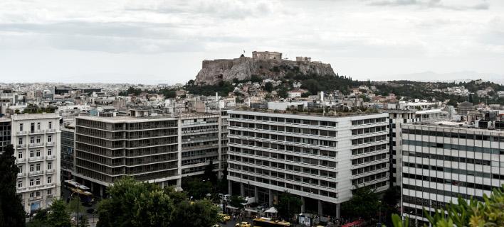 Το κτίριο του υπουργείου Οικονομικών. ΦΩΤΟΓΡΑΦΙΑ: INTIME NEWS /ΜΠΑΜΠΟΥΚΟΣ ΓΙΩΡΓΟΣ
