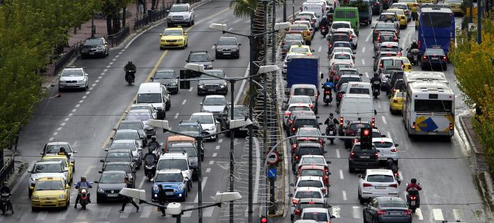 Στις 800.000 τα ανασφάλιστα οχήματα -Φωτογραφία: EUROKINISSI/ ΓΙΑΝΝΗΣ ΠΑΝΑΓΟΠΟΥΛΟΣ