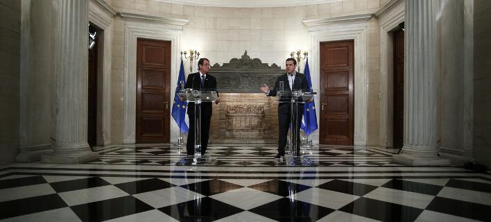 Τηλεφωνική επικοινωνία Τσίπρα-Αναστασιάδη για τα επόμενα βήματα μετά το ναυάγιο στο Κυπριακό