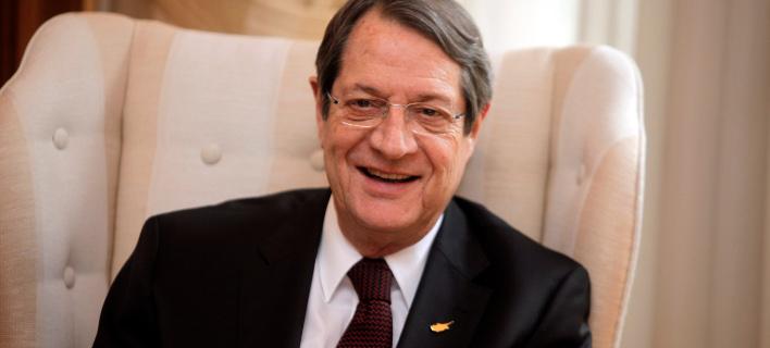 Ικανοποίηση Αναστασιάδη για την αλληλεγγύη της ΕΕ σε Κύπρο και Ελλάδα