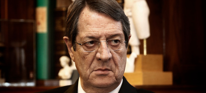 Νίκος Αναστασιάδης, Φωτογραφία: Eurokinissi