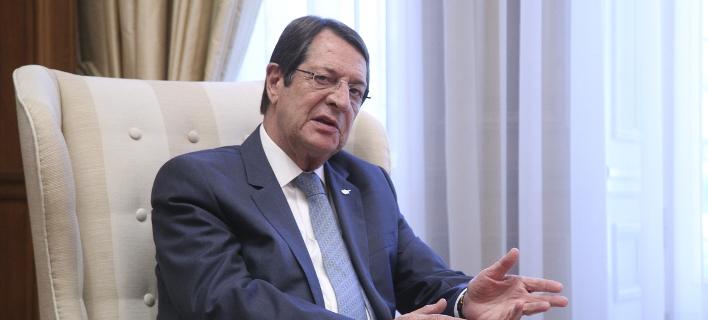 Κύπρος: Αισιόδοξος ο Αναστασιάδης για τους ενεργειακούς σχεδιασμούς
