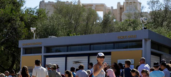 Κλειστοί 13:00 με 17:00 οι αρχαιολογικοί χώροι λόγω καύσωνα -Και για όσο διαρκέσει