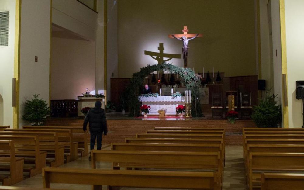 Εκκλησία όργιο
