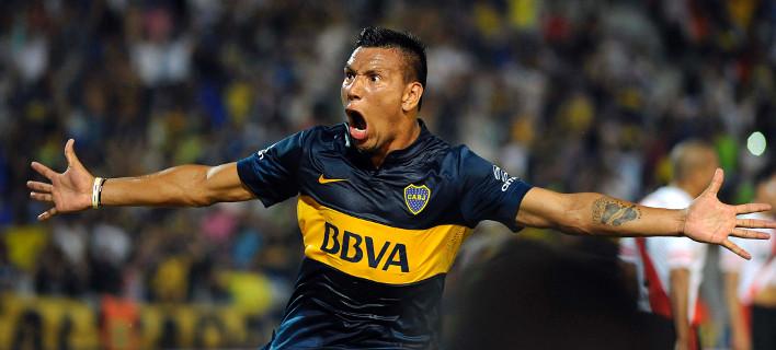 Συμφωνία Παναθηναϊκού με Μπόκα Τζούνιορς για Τσάβες - Περιμένουν το «ναι» του παίκτη