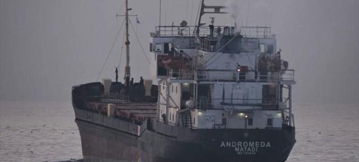 Ανησυχία στο λιμάνι του Ηρακλείου -Παραμένει το πλοίο-«βόμβα», με τα 410 κιλά εκρηκτικά