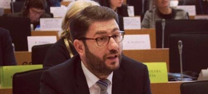 Ο Νίκος Ανδρουλάκης ρώτησε την Κομισιόν αν υπάρχουν κονδύλια για την πετρελαιοκηλίδα στο Σαρωνικό