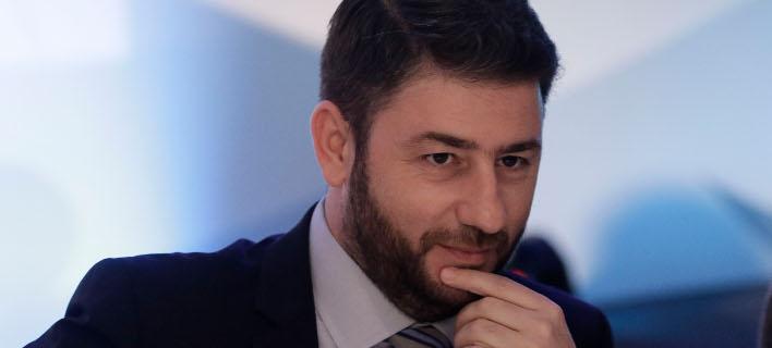 Νίκος Ανδρουλάκης/Φωτογραφία: Eurokinissi