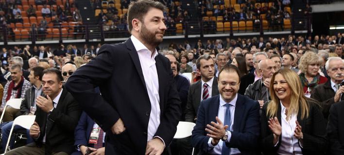 Διαφωνία Ανδρουλάκη με την απόφαση να διορισθεί και όχι να εκλεγεί η Κεντρική Επιτροπή