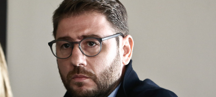 Ο ευρωβουλευτής Νίκος Ανδρουλάκης -Intimenews/ΤΖΑΜΑΡΟΣ ΠΑΝΑΓΙΩΤΗΣ