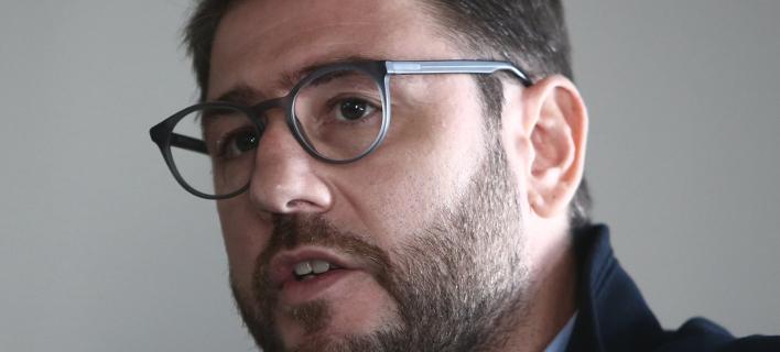 Νίκος Ανδρουλάκης/ Φωτογραφία: INTIME NEWS- ΤΖΑΜΑΡΟΣ ΠΑΝΑΓΙΩΤΗΣ