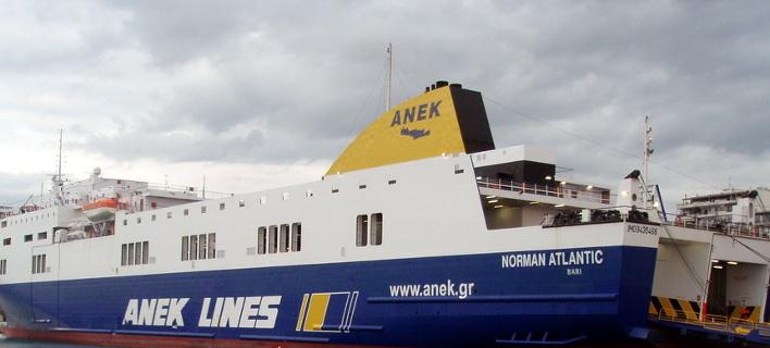 Φωτιά σε πλοίο με 466 επιβαίνοντες ανοιχτά της Κέρκυρας -Επιχείρηση εκκένωσης