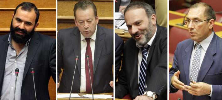 Τετραπλό «χτύπημα» στον Καμμένο: Τέσσερις βουλευτές ΑΝΕΛ αμφισβητούν το δημοψήφισμα -Διεγράφη ο Δαμαβολίτης