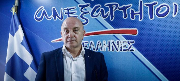 Θεόδωρος Toσουνίδης, Φωτογραφία: Eurokinissi