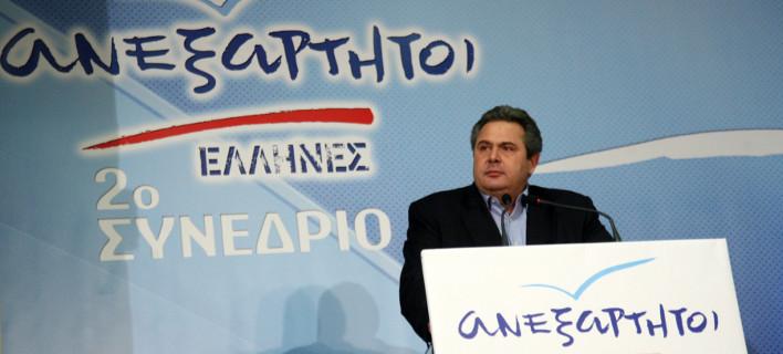 ΑΝΕΛ: Δεν ψηφίζουμε τον Δήμα -Να πάμε σε εκλογές