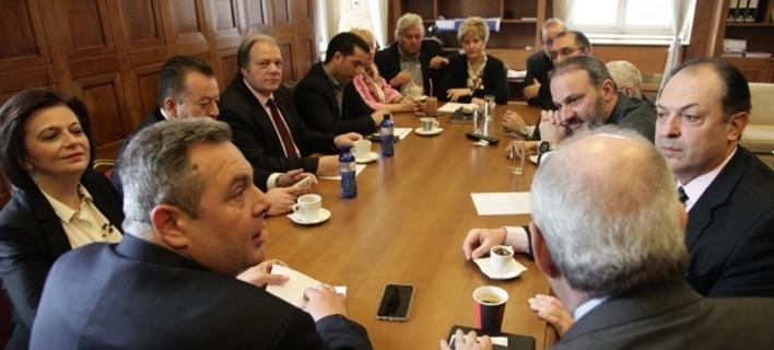 Εμφύλιος στους ΑΝΕΛ: Πρόταση μομφής της ΝΔ εγώ δεν ψηφίζω, λέει ο Παπαχριστόπουλος