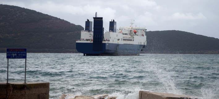 Συνεχίζονται τα προβλήματα στα δρομολόγια των πλοίων -Που ισχύει απαγορευτικό απόπλου