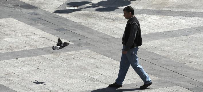 Οι  άνεργοι ανήλθαν σε 978.072 άτομα τον Φεβρουάριο σύμφωνα με την ΕΛΣΤΑΤ/Φωτογραφία: Eurokinissi