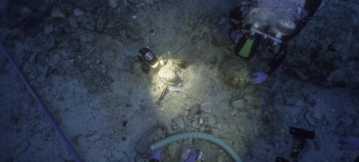 Βρέθηκε σκελετός στο Ναυάγιο των Αντικυθήρων -Στο φως και εργαλείο για ασφαλή ναυσιπλοΐα