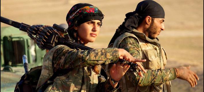 Σκοτώθηκε η «Αντζελίνα Τζολί» των Κούρδων, πολεμώντας το ISIS [εικόνες]