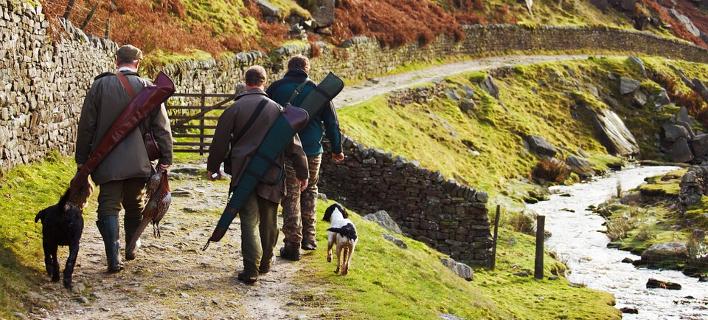 Κυνηγοί, φωτογραφία: pixabay