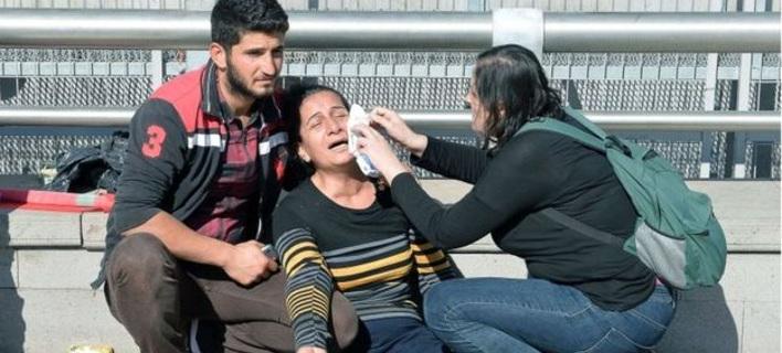 Η Αθήνα καταδικάζει την τρομοκρατική επίθεση στην Αγκυρα