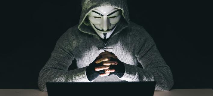 Anonymous Greece (Φωτογραφία: Shutterstock)