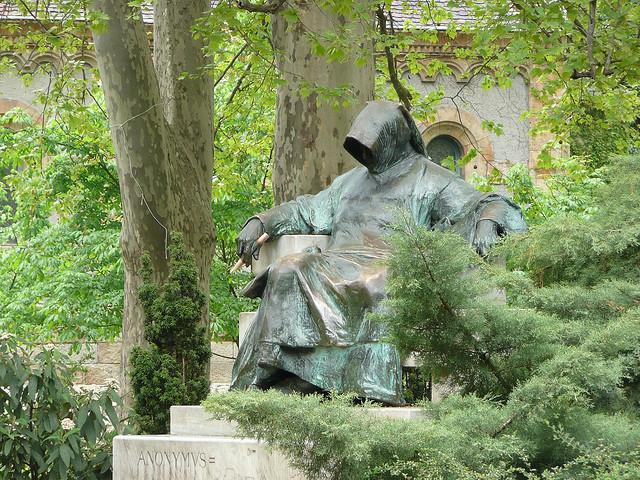 Το ανώνυμο άγαλμα