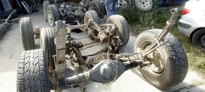 Από τα μεταχειρισμένα ΙΧ στα μεταχειρισμένα ανταλλακτικά -Ποιοι κίνδυνοι υπάρχουν για τα οχήματα