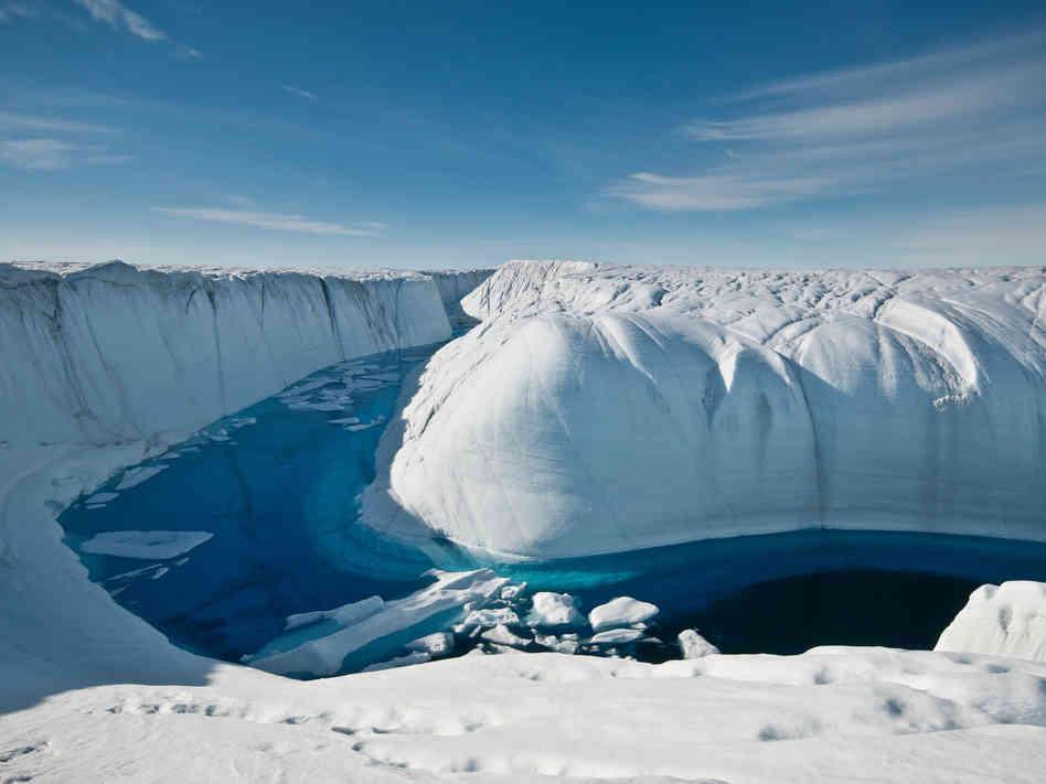 Image result for λιώσιμο πάγων ανταρκτική