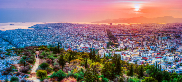 Αποψη της Αθήνας /Φωτογραφία: Shutterstock