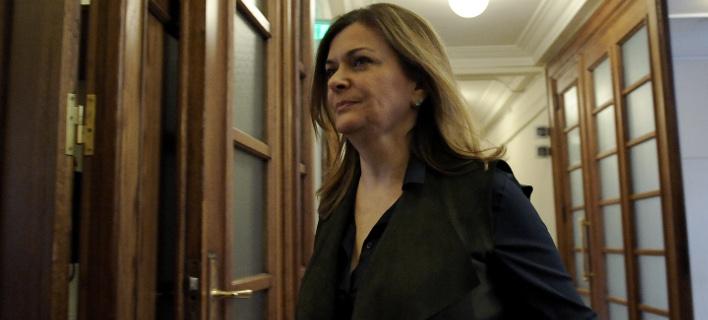 Η συγγνώμη της Ράνιας Αντωνοπούλου για το επίδομα ενοικίου και το sms στον Τσίπρα